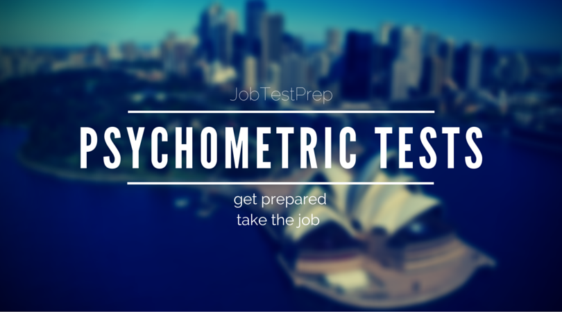 JobTestPrep on Psychometric Testing