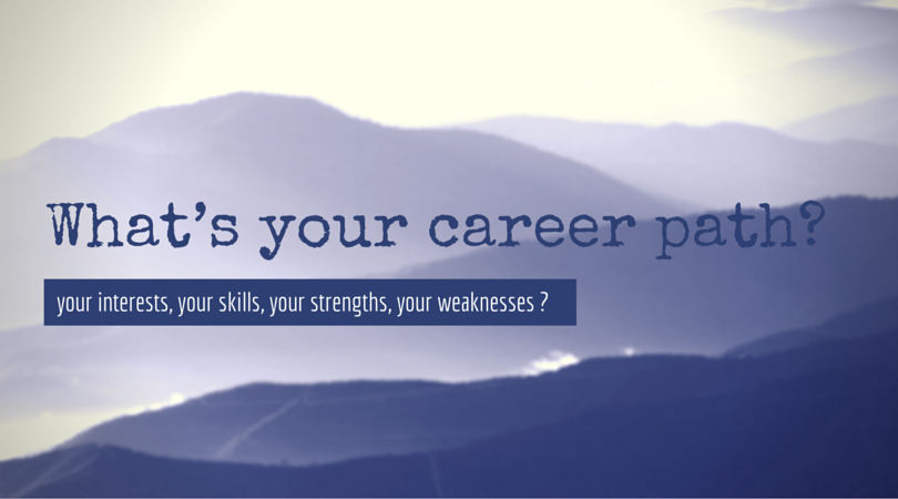 how to start a career path plan
