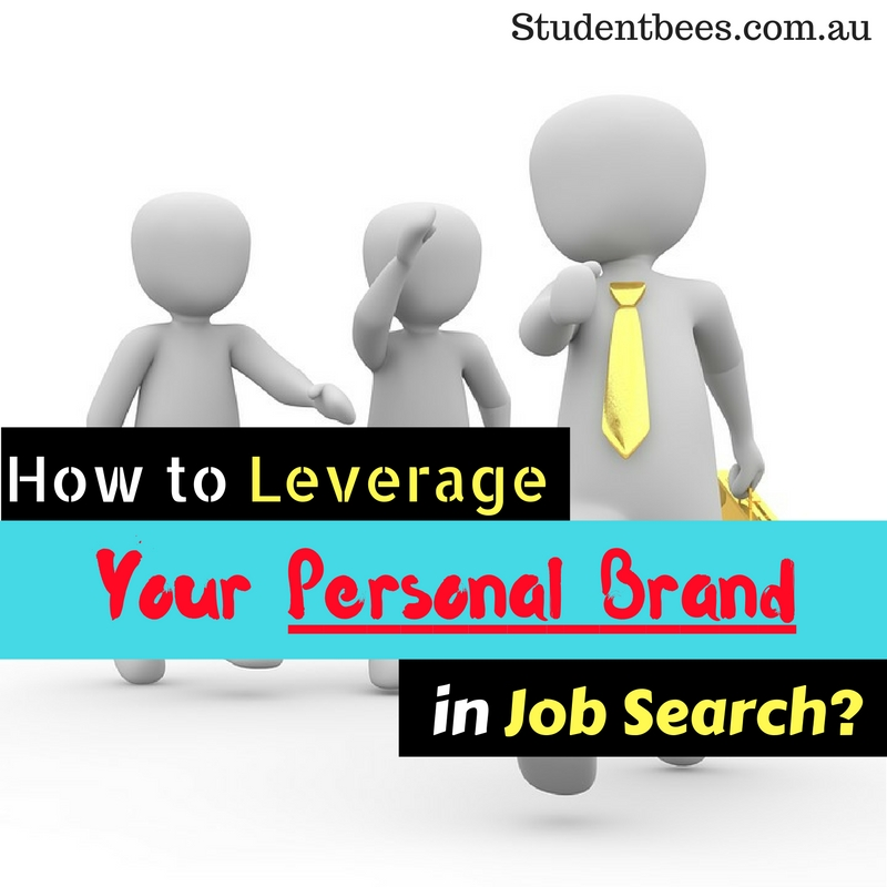 personal branding, personal brand, job search