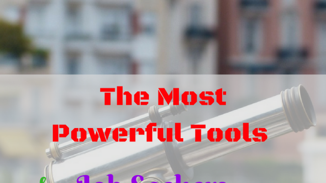 COPThe Most Powerful Tools for Job Seekers and Recent Graduates ENHAGEN