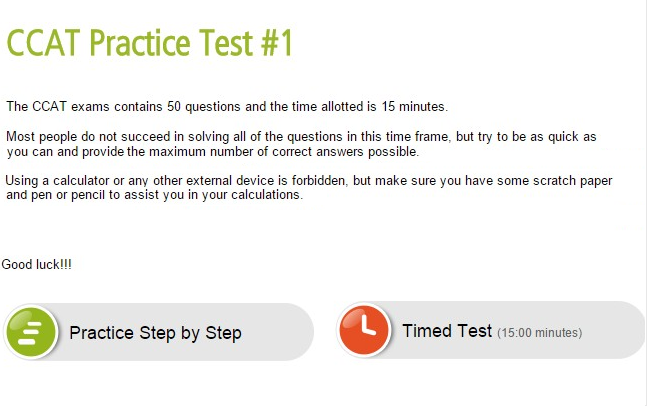 The Ultimate Guide To Prepare Your Criteria Assessment Tests
