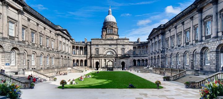 University of Edinburgh in the UK