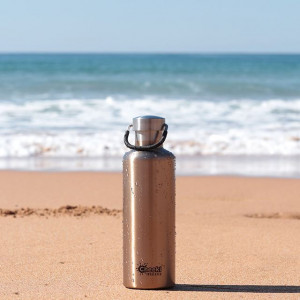 CHEEKI Stainless Steel Bottle